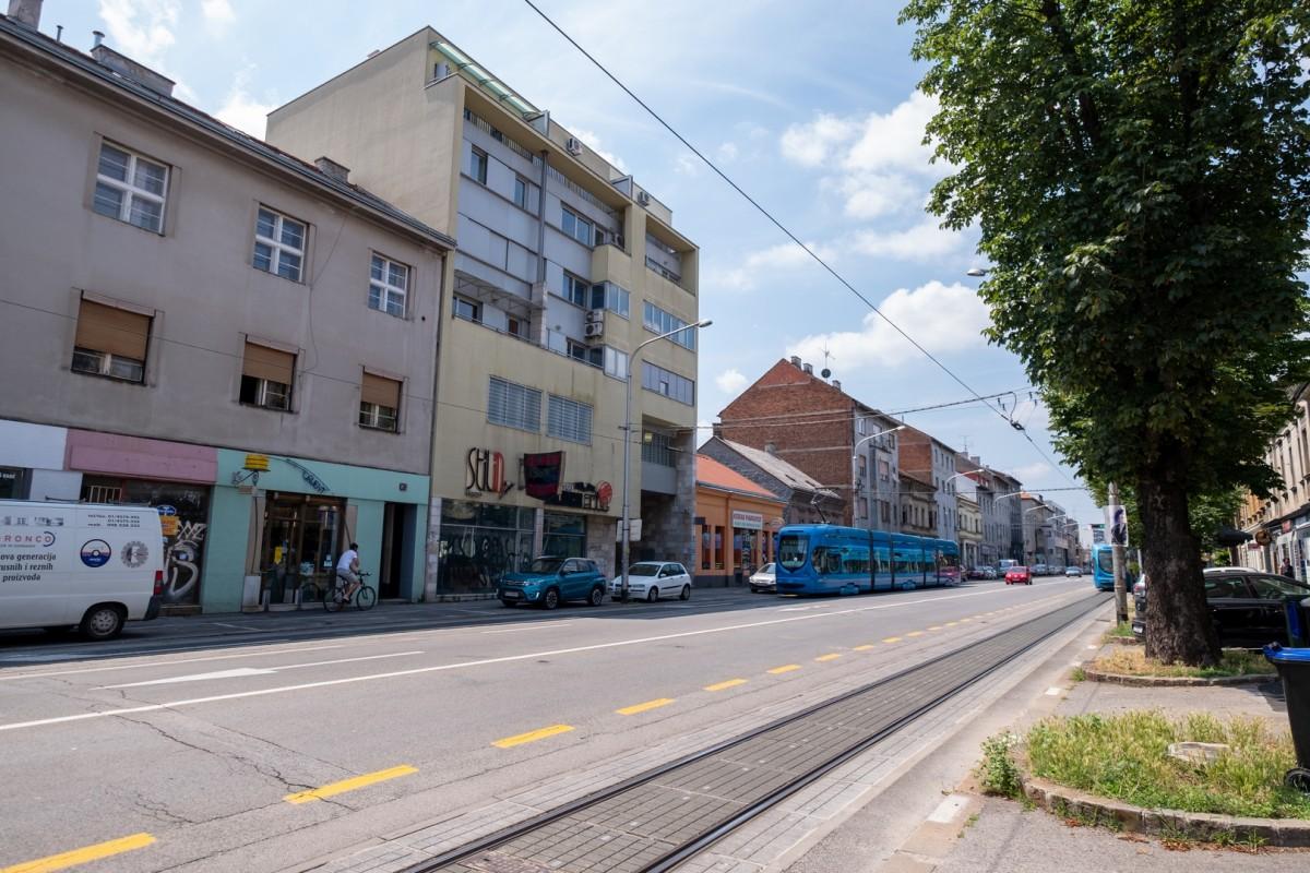 Maksimirska Ulica Zagreb Kongrad Zadar Design Construction And Sale Of Residential And Commercial Premises