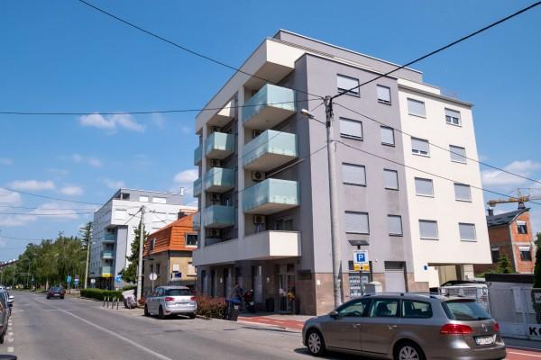 Krapinska ulica 14, Zagreb
