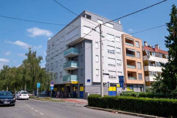 Krapinska ulica 16, Zagreb